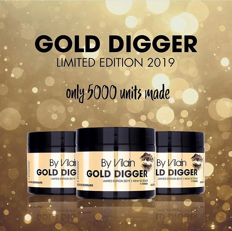 By Vilain Gold Digger Limited 2019